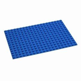 Hubelino Hubelino grondplaat blauw. 280 noppen