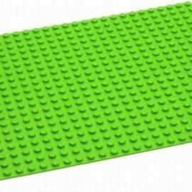Hubelino Hubelino grondplaat groen. 560 noppen