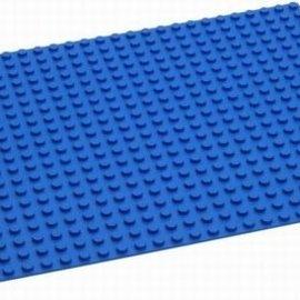 Hubelino Hubelino grondplaat blauw. 560 noppen