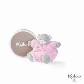 Kaloo Kaloo Plume - Knuffelbeer roze middelgroot