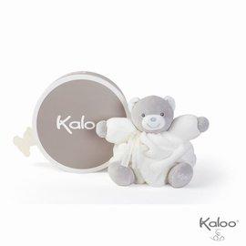Kaloo Kaloo Plume - Knuffelbeer wit