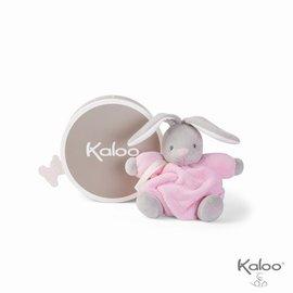 Kaloo Plume - Knuffelkonijn roze