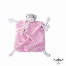 Kaloo Kaloo Plume - Doudou beer roze