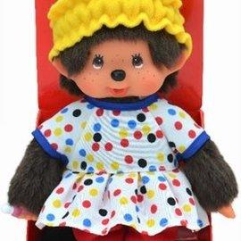 MONCHHICHI 20 cm Meisje Gekleurde outfit