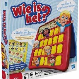 Hasbro Hasbro Wie is het?