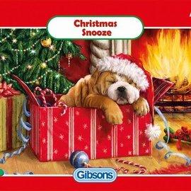 Gibsons Christmas Snooze (150 stukjes)