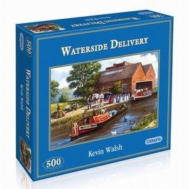 Gibsons Waterside delivery (500 stukjes)
