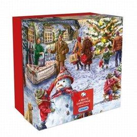 Gibsons A White Christmas (500 stukjes)
