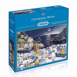 Gibsons Christmas Moon (1000 stukjes)