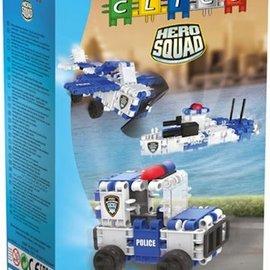 Clics Clics Hero Squad Politie Box 3 In 1