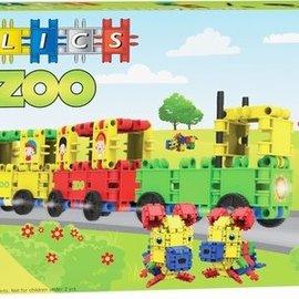 Clics Clics Zoo Box 8 in 1