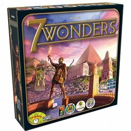 Asmodee 7 Wonders - NL