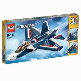 Lego Lego 31039 Blauwe Straaljager