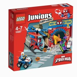 Lego Lego 10687 spiderman schuilplaats