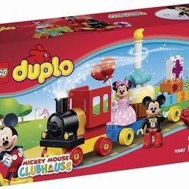 Lego Lego 10597 Mickey + Minnie verjaardagsoptocht