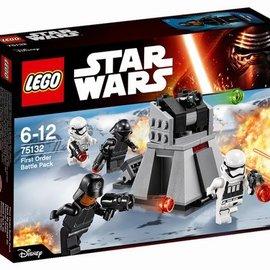 Lego Lego 75132 First order Battle Pack