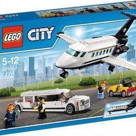 Lego Lego 60102 Vliegveld VIP service