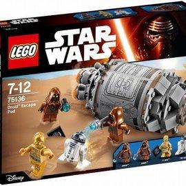 Lego Lego 75136 Droid Escape Pod