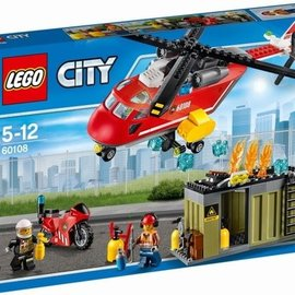 Lego Lego 60108 Brandweer inzetgroep