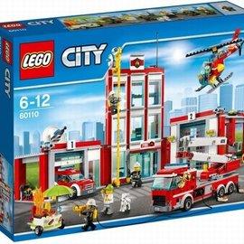 Lego Lego 60110 Brandweerkazerne