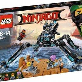 Lego Lego 70611 Waterstrijder