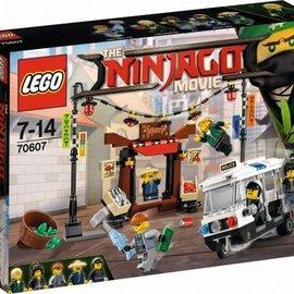 Lego Lego 70607 Achtervolging door de stad