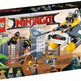 Lego Lego 70609 Mantarog bommenwerper