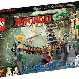 Lego Lego 70608 Meester watervallen
