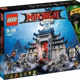 Lego Lego 70617 Tempel van het ultieme wapen