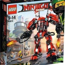 Lego Lego 70615 Vuurmecha