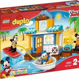 Lego Lego 10827 Strandhuis Mickey en Friends
