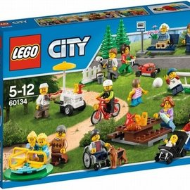 Lego Lego 60134 Plezier in het park - City personenset