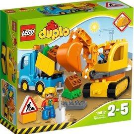 Lego Lego 10812 Rupsband graafmachine