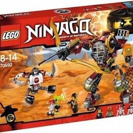 Lego Lego 70592 Redding M.E.C.