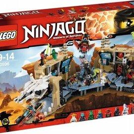 Lego Lego 70596 Samurai X grottenchaos