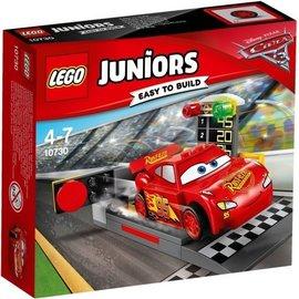 Lego Lego 10730 Bliksem McQueen Snelle Lanceerder