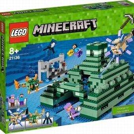 Lego Lego 21136 Het oceaanmonument
