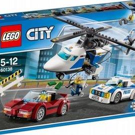 Lego Lego 60138 Snelle achtervolging