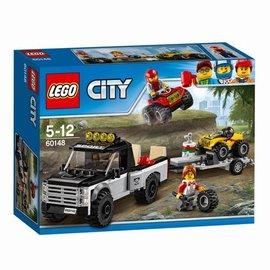 Lego Lego 60148 ATV Raceteam