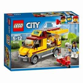 Lego Lego 60150 Pizza bestelwagen