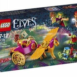 Lego Lego 41186 Azari + de ontsnapping uit het goblinbos
