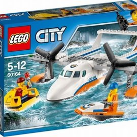 Lego Lego 60164 Reddingswatervliegtuig