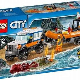 Lego Lego 60165 Reddingsvoertuig 4x4