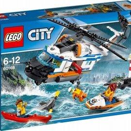 Lego Lego 60166 Zware reddingshelikopter