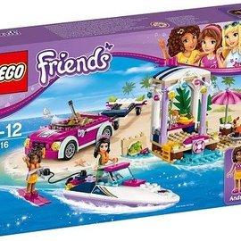 Lego Lego 41316 Andrea's speedboottransport