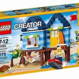 Lego Lego 31063 strandvakantie