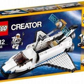Lego Lego 31066 Spaceshuttle-verkenner