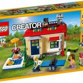 Lego Lego 31067 Vakantie aan het zwembad
