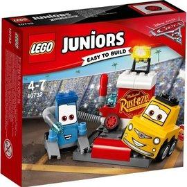 Lego Lego 10732 Guido en Luigi`s Pitstop