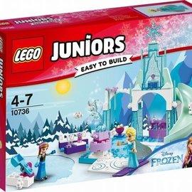 Lego Lego 10736 Anna en Elsa's bevroren speeltuin